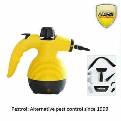 Most Advanced Bed Bug Steamer in Australia by Pestrol