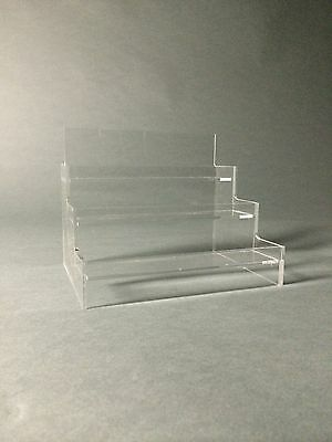 Small 3 tier Acrylic Display