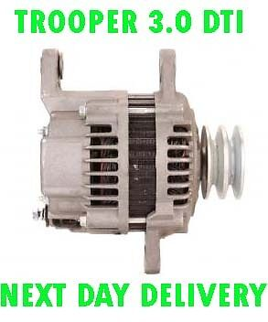 ISUZU TROOPER 3.0 DTI 2000 2001 2002 2003 2004 2005 2006 > on RMFD ALTERNATOR