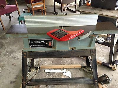 "Delta 6"" Motorized Jointer 37-280"