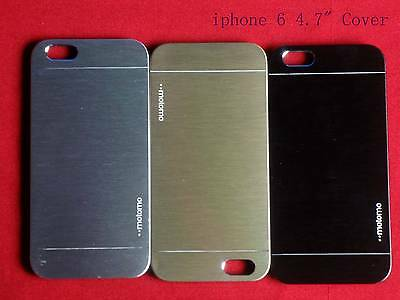 "New iPhone 6, 6S (4.7"") Case Cover Protector Hard Back (Three Colors) (D33)"