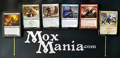 32 MTG Magic: The Gathering ALL RARE Collection Lot - RARES ONLY!
