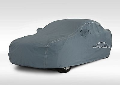 Monsoon Waterproof Car Cover for Bentley Continental GT/GTC (2003-2010)