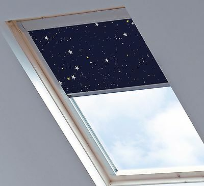 Bloc Skylight Blind For Velux Roof Windows Blockout Fabric Pale Stone 105x15x Eur 70 80 Picclick Fr