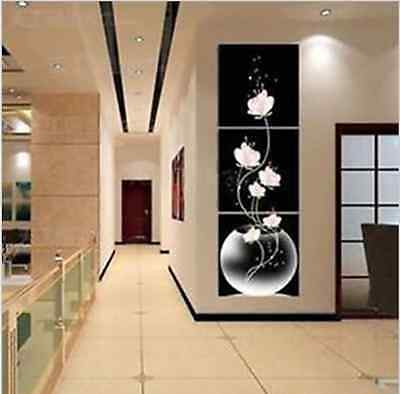 3 PCS high quality beautiful abstract of mural art gifts (no frame)ss06