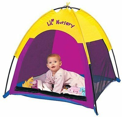 Pacific Play Tents Lil Nursery Tent , New, Free Shipping