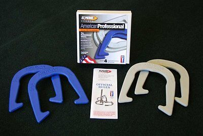 St. Pierre American Professional Horseshoes Set - No Stakes