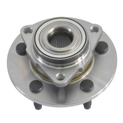 CRS NT515072 New Hub Assembly, Front (Check Notes of Compatibility)