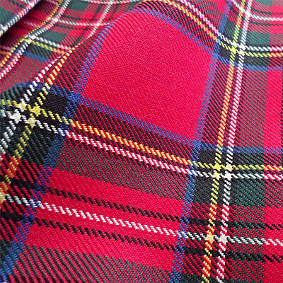 Made to Measure 100% Wool Traditional Scottish 8 Yard Kilts MADE IN SCOTLAND