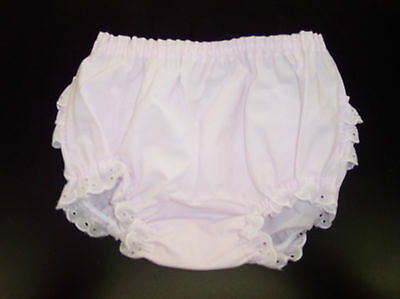 Infant/Toddler/Girls Light Pink Rumba Bloomers *2 Pair Set* Size NB - 6