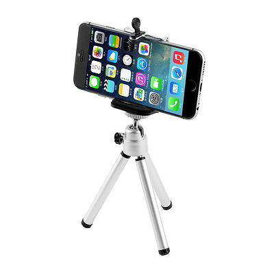 Universal Mini Stand Tripod Mount+Holder for iPhone 6 6Plus 5S 5C 5 SamSung BX