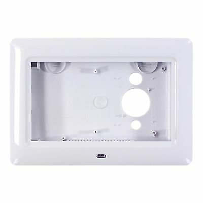 Plastic case frame white for DIY 7inch AT070TN90 AT070TN92 AT070TN93 LCD monitor