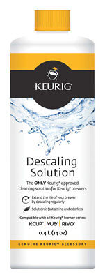 Keurig Descaling Solution Cleaner 14 Oz **new**