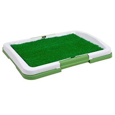 BRAND NEW - Puppy Potty Trainer Indoor Grass Training Patch - 3 Layers