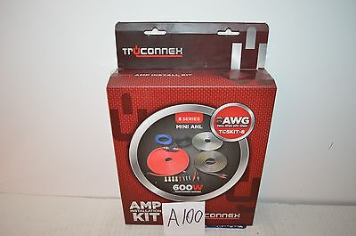 Metra TC5KIT-8  8AWG Complete Amp Kit