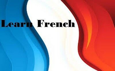 Learn French -100 Lessons Audio Book MP3 CD-iPod Friendly