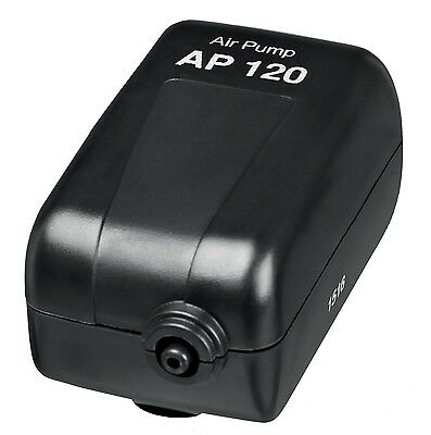 Trixie Aquarium Single Outlet Air Pump Aqua Pro AP120 Fish Tank Airpump 86300