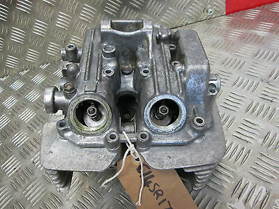 Yamaha SRX 600 - 1986 - CYLINDER HEAD WITH VALVES AND COVER