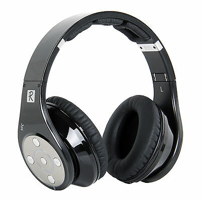 BLUEDIO R+ Bluetooth Wireless Headphone BT4.0 Support Micro-SD Card NFC Function