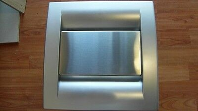 Stainless steel grid SILENT SERIES Bathroom Exhaust Fan, 95 CFM, NEW in a Box