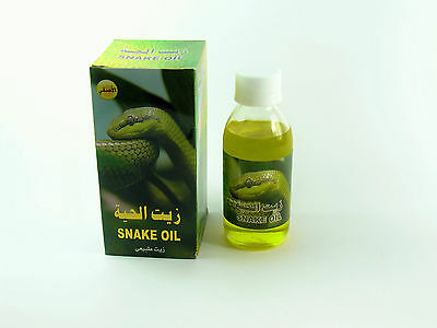 Snake Oil Natural Hair Treatment No Chemicals 125ml Hi Quality Cheapest on eBay