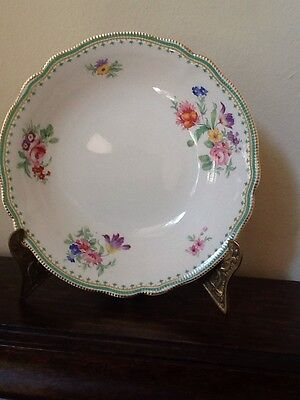 Old  Staffordshire  Johnson bros.Malvern Pattern 4 Soup Or Salad Bowls