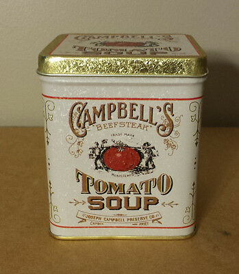 Campbell's BeefSteak Tomato Soup Tin