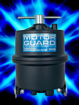 MOTOR GUARD M-26 PLASMA AIR FILTER FOR ALL PLASMA CUTTERS,FILTER ONLY MADE INUSA