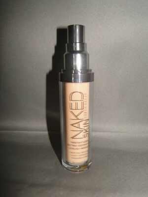 Urban Decay NAKED Skin Weightless Ultra Definition Liquid Makeup SHADE 3.5