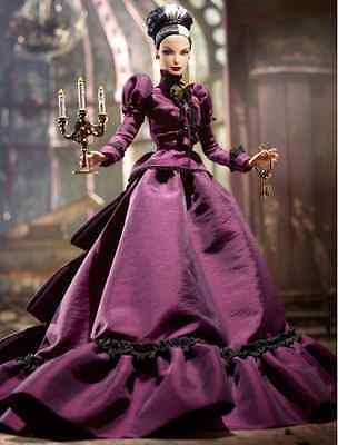 2014 Barbie Haunted Beauty Mistress of the Manor~Gold Label~NRFB