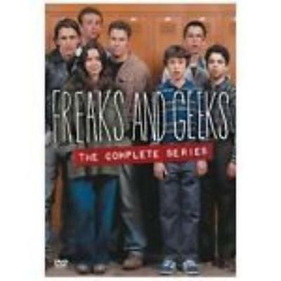 Freaks And Geeks: The Complete Series 6-Disc Set DVD Movie Video TV teen drama