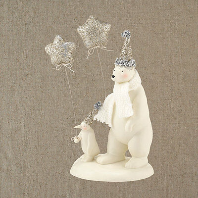 Dept 56 Snowdream Polar Party NIB Free Shipping #4031880