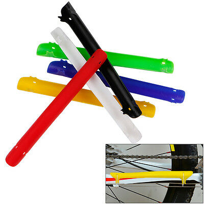 Mountain Bike Cycling Bicycle Frame Chain Chainstay Plastic Protector Guard Pad