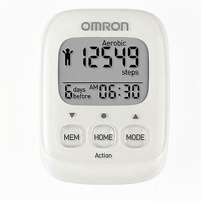 Omron HJ325-EW Walking Style IV Step Counter