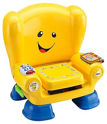Laugh and Learn Fisher-Price Smart Stages Chair Toddlers Toys Boys/Girls NEW