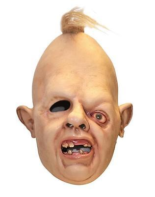 Sloth Latex Mask Deluxe Goonies Halloween Fancy Dress Costume 1980'S 80'S