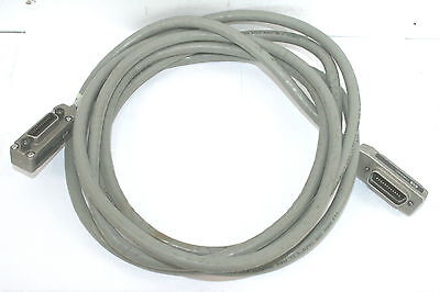 "Lot of 2 HP Hewlett Packard 10833C 4-Meter GPIB IEEE488 Cables ""Offer"""