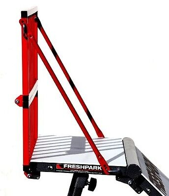 Freshpark Safety Rail (For Skateboard BMX Bike FMX Motocross Scooter Jump Ramp)