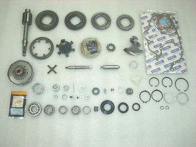 Vespa PX125 Gear Box Kit 21 X 7 Clutch 68 Cogs Gear With Bearings New P5087