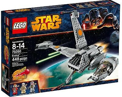 LEGO STAR WARS 75050 B-WING NUOVO NEW