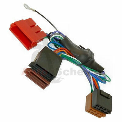Active System Radio Adapter For Audi A2 A3 A4 B5 A6 A8 Tt Bose Dsp Cable VW Seat