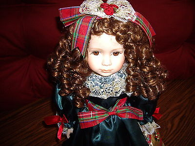 "Seymour Mann Award Winning Doll Collection ""Ashley"" Special Edition"