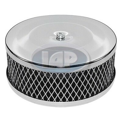 Chrome Air Cleaner Volkswagen Bug Ghia Buggy Bus Ac129741
