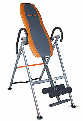 Therapy Inversion Table Back Pain Relief Hang Exercise Fitness Ups Gravity NEW