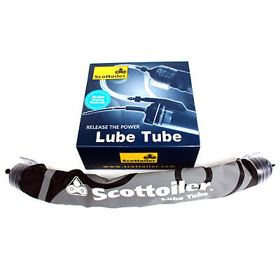 Scottoiler Lube Tube 200ml Flexible Reservoir Motorcycle Chain Lubricant New