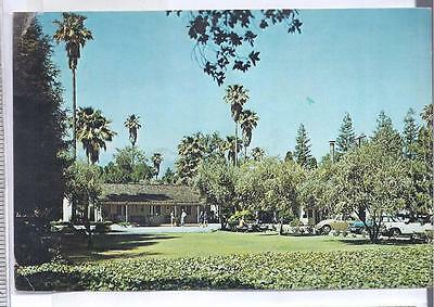 Used post card Graber Olive House, Ontario, California cancelled 1979