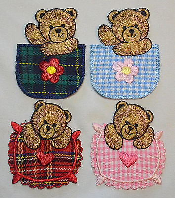 Fluffy Chenille Chick//Owl Motif Iron//Sew On Embroidery Patch Badge Embroideries
