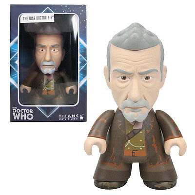 Doctor Who Titans Comic Con Exclusive The War Doctor Vinyl Figure NEW Toys DR