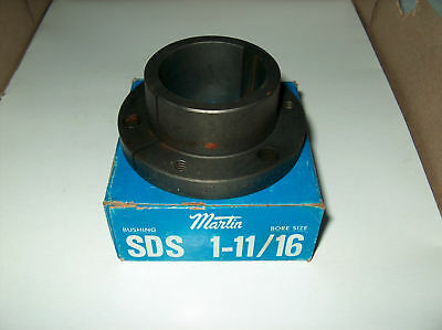 MARTIN BUSHING SDS 1-11/16 BORE  NEW IN BOX