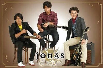 Jonas Brothers On Stage Poster  61x91,5cm